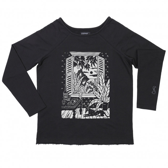 Gauguin - Stepart woman Sweatshirt created by Alexis Snell