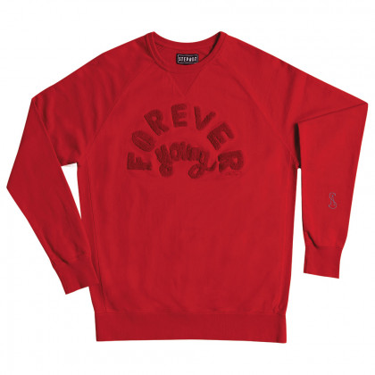 Forever young - Sweat homme Stepart créé par Will Bryant