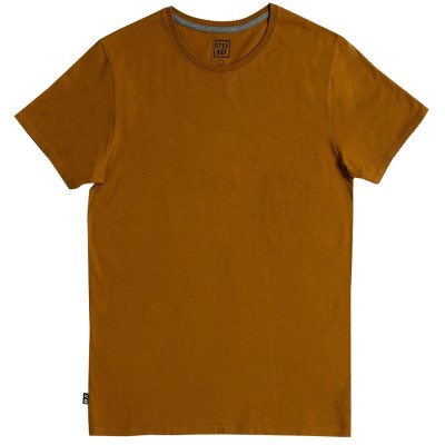 Camel - Stepart basic line T-Shirt