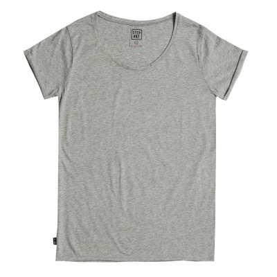 Heather Grey - Stepart basic line for women
