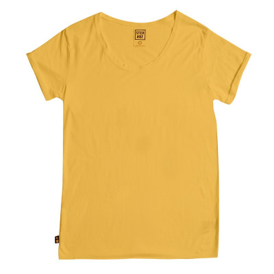 Sunflower - Stepart basic line T-Shirt for women