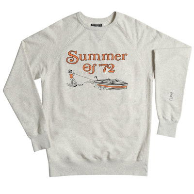 Summer of '72 - Stepart Man Sweatshirt created by Thavai
