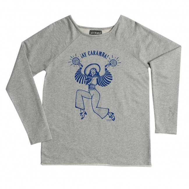 Ay Caramba - Stepart woman Sweatshirt created by