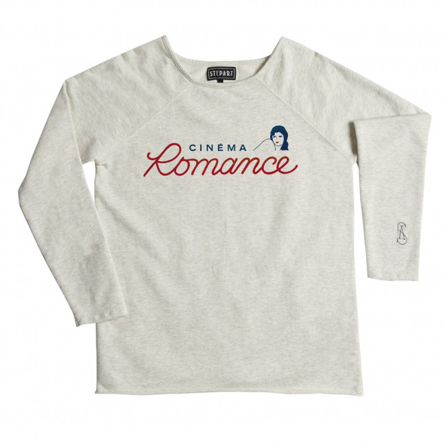 Cinema Romance - Stepart woman Sweatshirt created by Thavai
