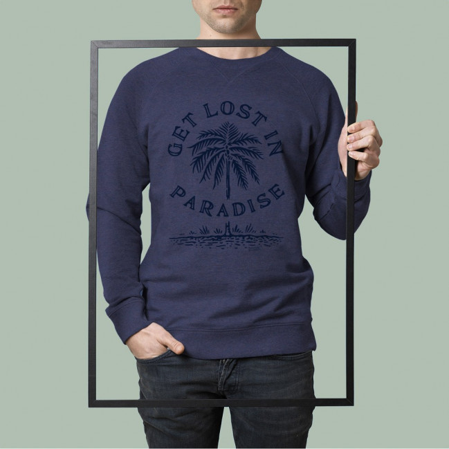 Get Lost - Stepart man Sweatshirt created by Jonathan Schubert