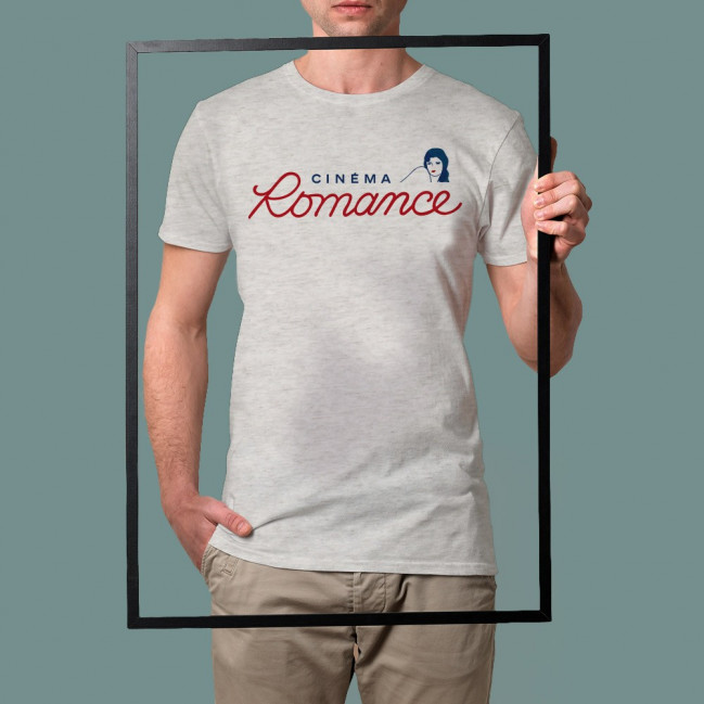 Cinema Romance - Stepart man T-Shirt created by Thavai