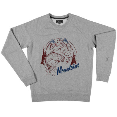 Blue Mountains - Stepart Man Sweatshirt