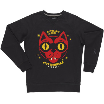 City Runnerz - Stepart Man Sweatshirt