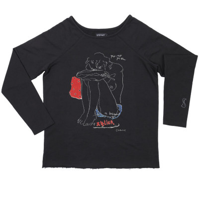 Rodin - Stepart Woman Sweatshirt