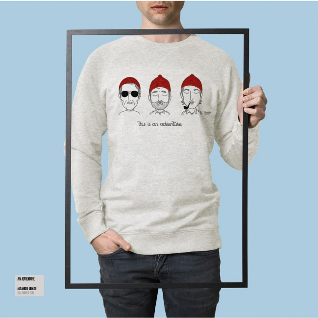 An Adventure - Stepart Man Sweatshirt